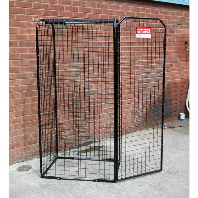 Egc11 Expanding Gas Cylinder Cage Gas Cage Shop