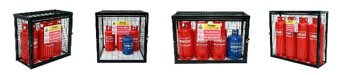 HSE Guidelines for Gas Cylinder Storage | Gas Cage Shop