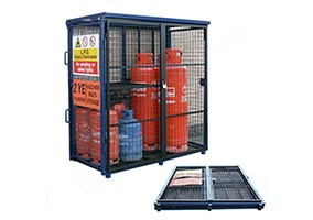 Hse Guidelines For Gas Cylinder Storage Gas Cage Shop